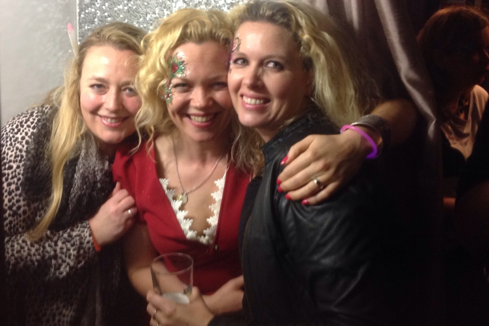 Spetterende surpriseparty op partyBOOT 2 Amsterdam