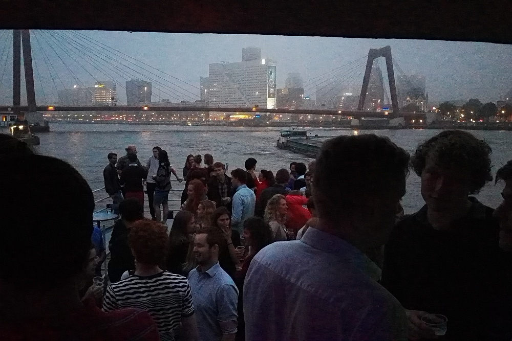 Studentenfeest Waterbouwdispuut BOOT 3 Rotterdam